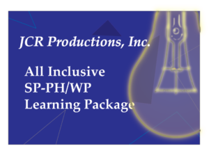 inclusive  voltage exam preparation learning package jcr productions